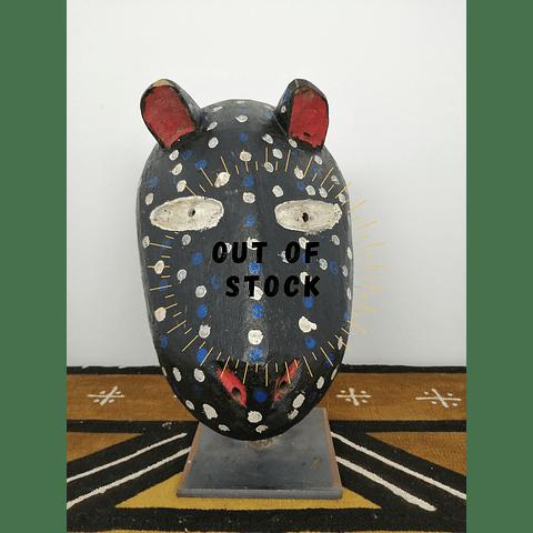 SOLD - Máscaras Bozo de Figura Zoomórfica
