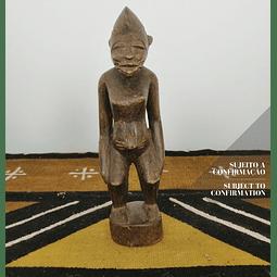 Estátua Senufo Masculina