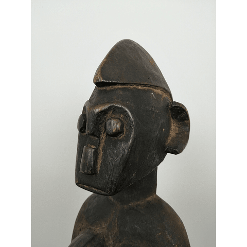 Dogon Maternity Statue
