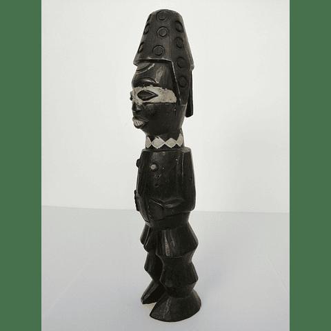 Chokwe Luena Statue