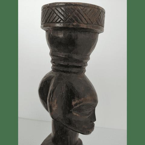 Estátua Chokwe