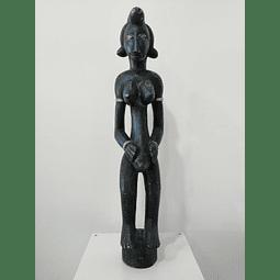 Estátua Pilão Rítmico Senufo
