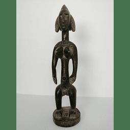 Bamana Female Statue