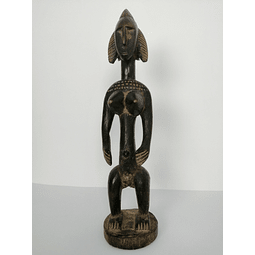 Estátua Feminina Bamana