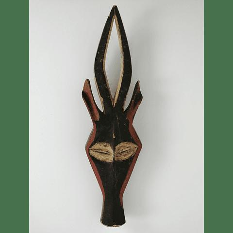 Máscara Kwele