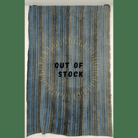 SOLD - Indigo Dogon Fabric