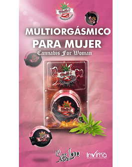 MULTIORGAMS CANABIS FOR WOMEN 05GR