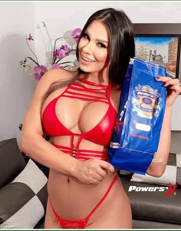 POWER SEX BOLSA POR 100 CAPSULASX4