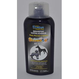 SHAMPUSOL BLACK 500 ml