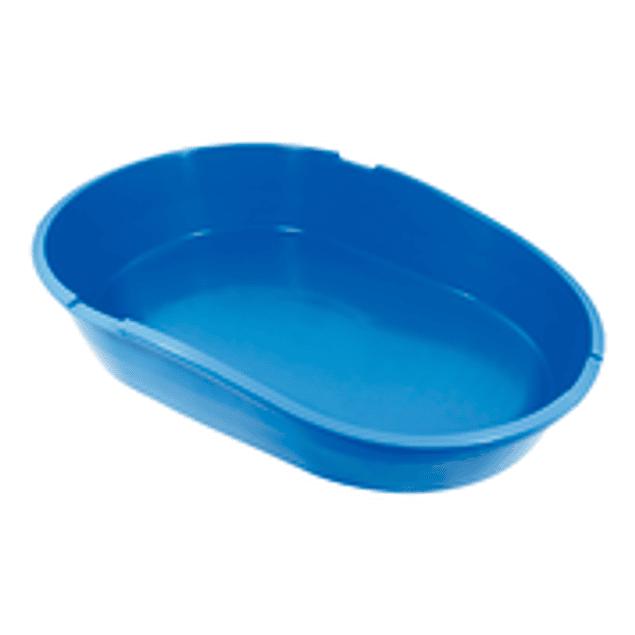 Bañera Gato Azul