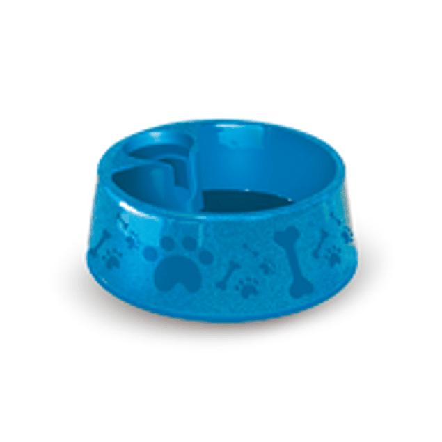 Bebedero Plast. Paris N4 - 1600ML (Azul)