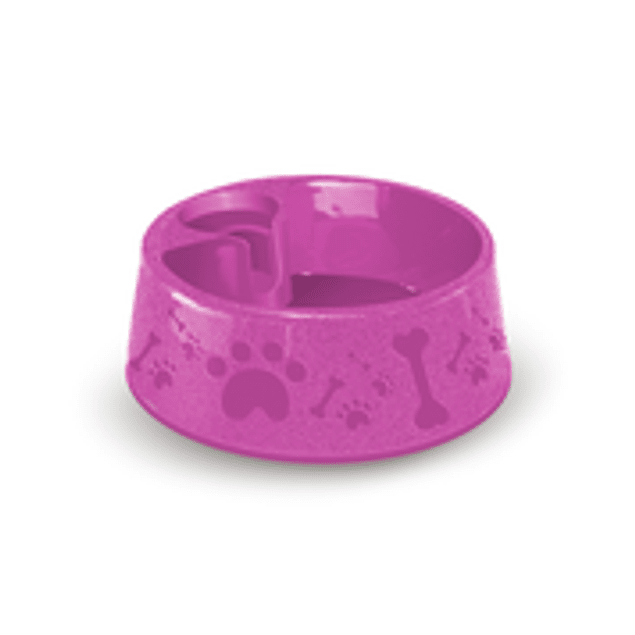 Bebedero Plast. Paris N4 - 1600ML (Rosa)