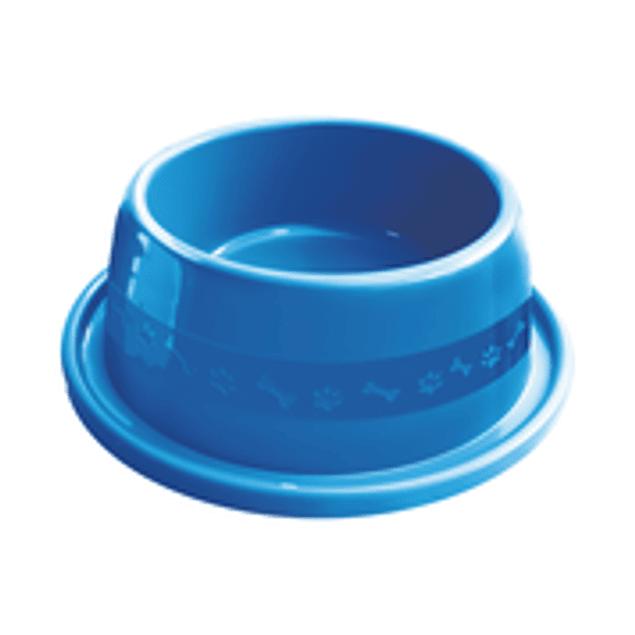 Comedero Plast. Anti-hormiga N2 Azul
