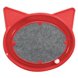 Super Cat Relax Pop Rojo.