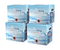4 cajas bag in box Aquabag 10 Lts.