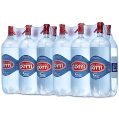 Botella 1,75 Lts - Pack 12 Agua Soda Desechable.