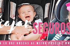 ¿Cómo elegir la silla de auto para mi bebé?