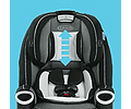Graco 4ever DLX 4 en 1 Fairmont