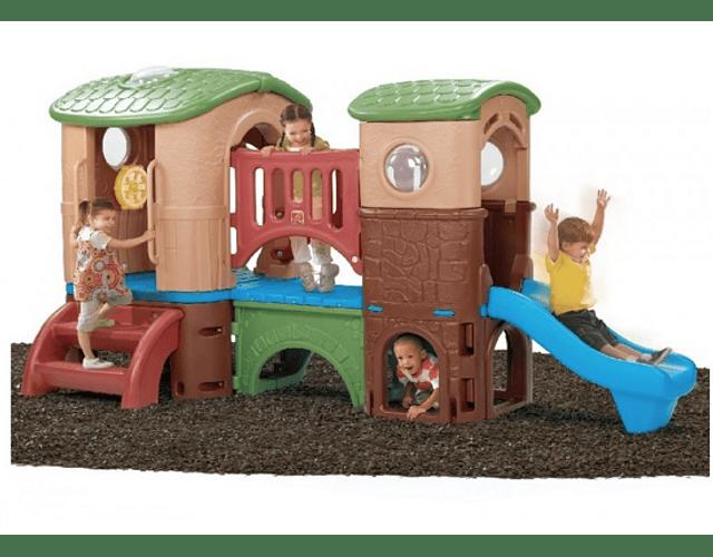 Casa de juego clubhouse climber