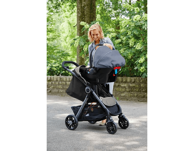 Coche Travel System FastAction DlX - Solar