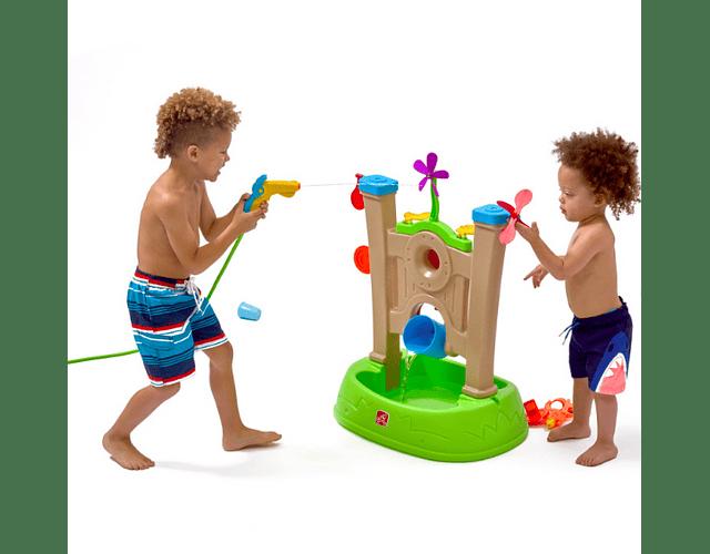 Juego de Agua Arcade