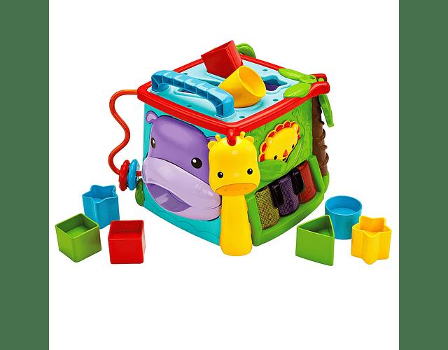 Cubo juega y aprende
