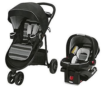 Coche Graco Modes Travel System 3 Lte