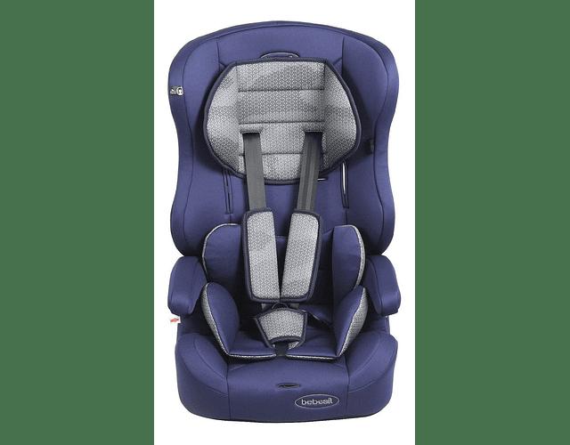 Silla de auto butaca bebesit isofix City azul