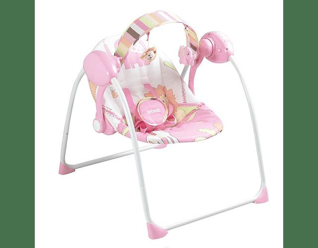 Silla nido rosada bebesit 8515