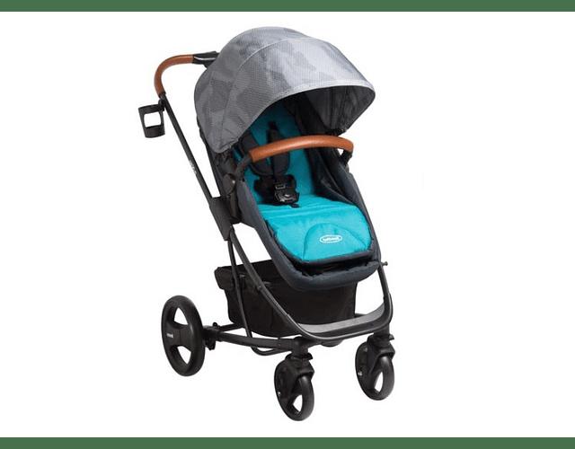 coche travel system nexus 5053 bebesit turquesa