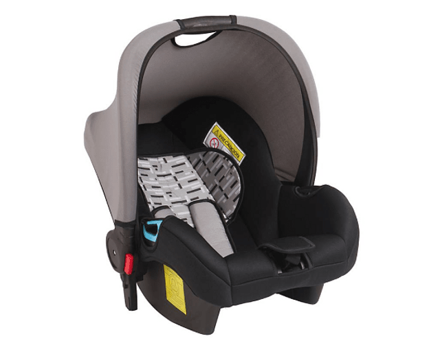 coche travel system Orion negro