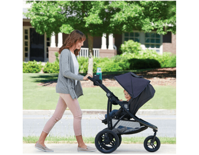 Coche Travel System Graco Modes 3 Essentials LX