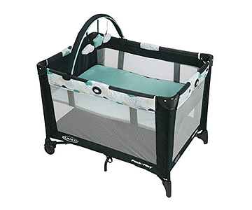 Cuna Graco Base Fletcher