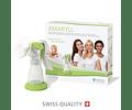 Amaryll Sacaleche manual (incluye copas de diferentes tamaños)