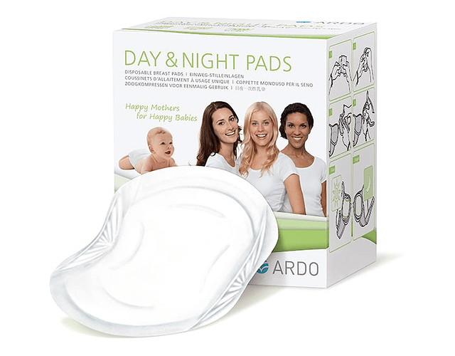Day & Night Pads Almoadhillas absorbentes 30 u. Ardo