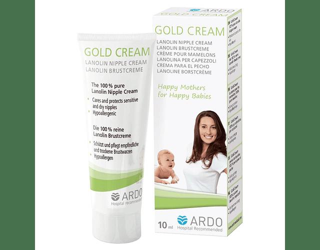 Gold Cream 100% lanolina 10 ml