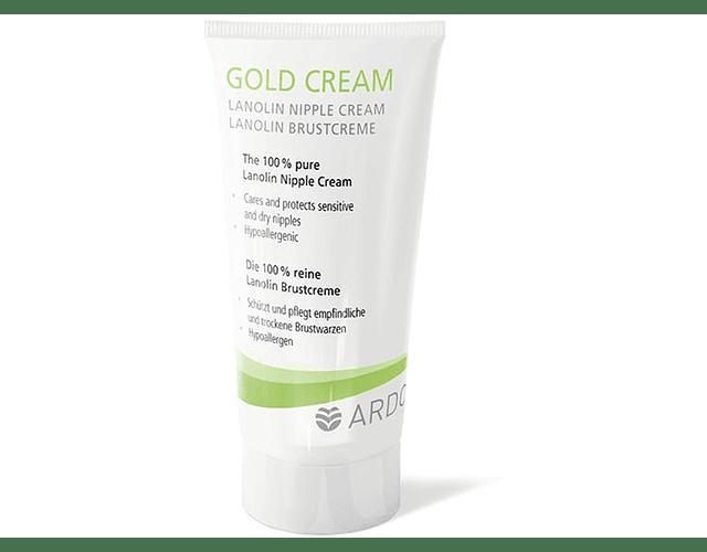 Gold Cream Crema 100% lanolina 30 ml
