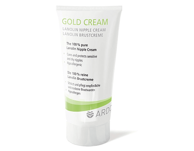 Gold Cream Crema 100% lanolina 30 ml