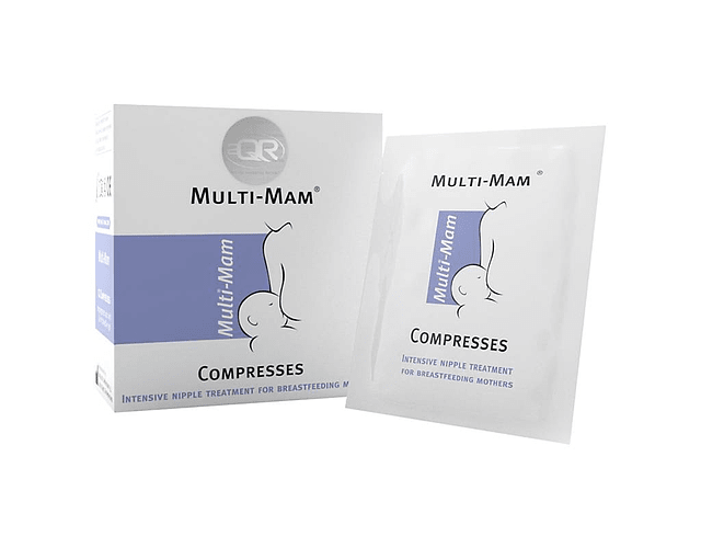 Compresas 12 u. Multi-Mam