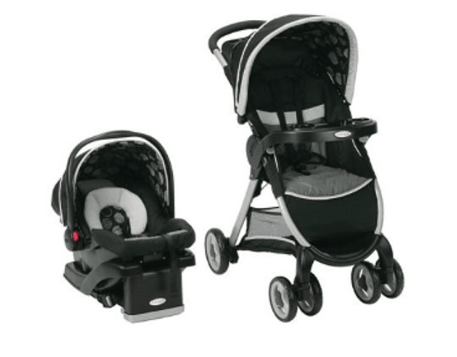 Coche Travel System Fast Action Graco