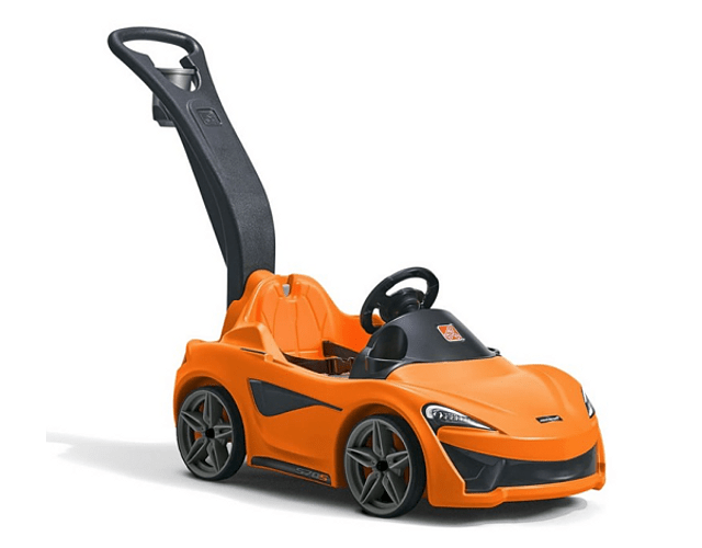 Correpasillos McLaren