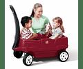 Carro de Arrastre para 2 niños