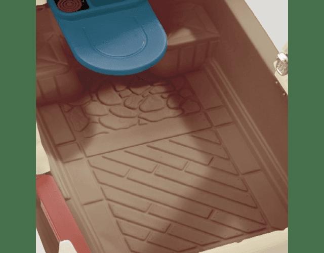 Casa de Juego Limpio y Ordenado