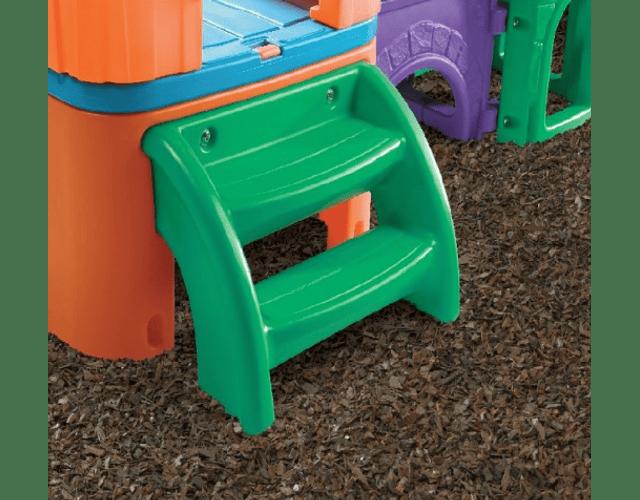Casa de Juego Clubhouse Climber – Colores