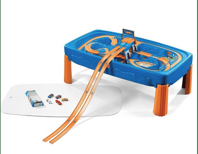 Mesa de Juego Hot Wheels