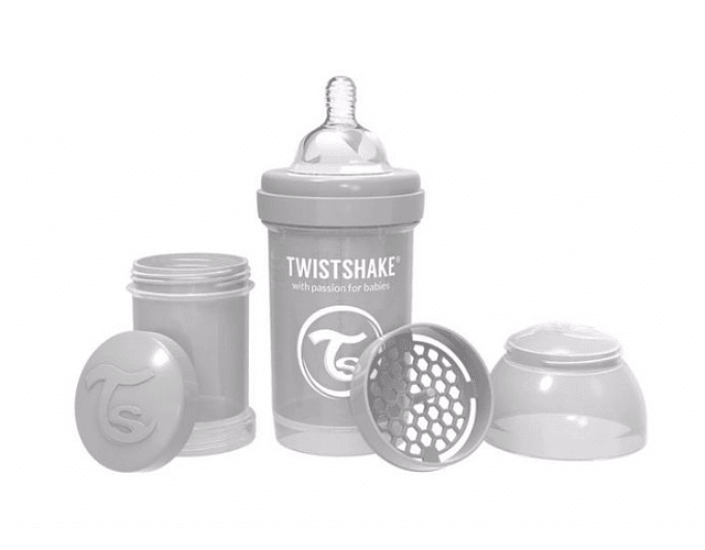 Mamadera Twistshake Anti Cólico 180 ml