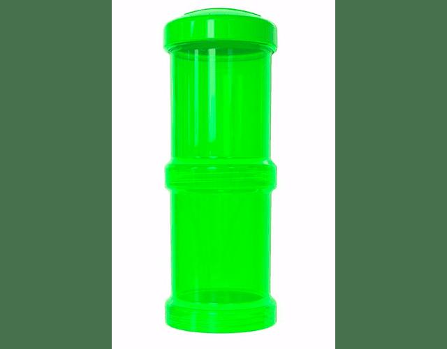 Contenedor Twistshake 100ml 2 unidades