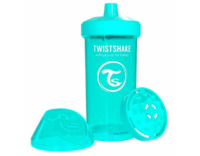 Vaso Antiderrame Twistshake 360ml