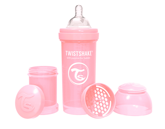 Mamadera Twistshake Anti Cólico 260ml