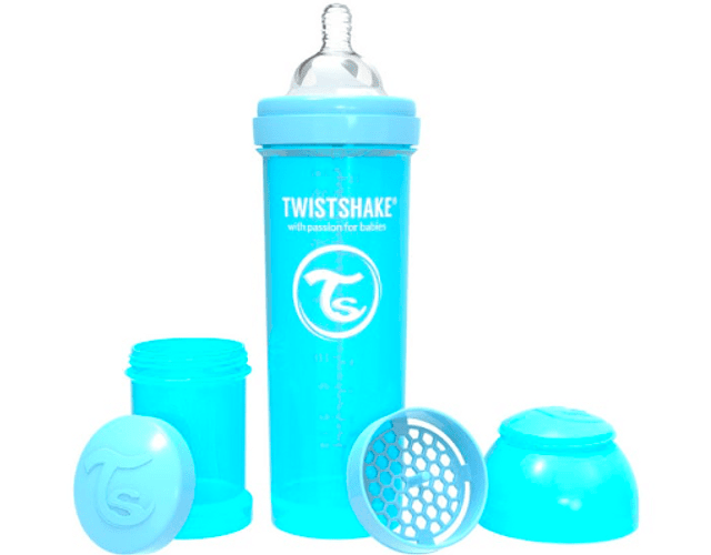 Mamadera Twistshake Anti Cólico 330ml